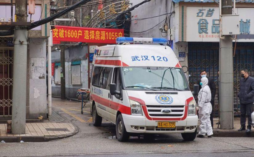 Chinese New Year 2020 and the Wuhan CoronavirusEpidemic